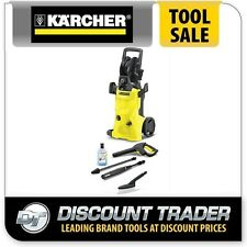 Karcher 240V High Pressure Cleaner 1.9kW 1885 PSI K 4 Premium - 1.180-615.0