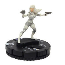 Silver Sable (011) Marvel HeroClix M/NM with Card Deadpool