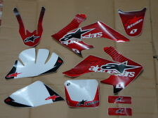 PIT DIRT BIKE PITEBIKE ALPINESTAR 3M GRAPHICS SET 90CC 110cc 125cc 4 STROKE