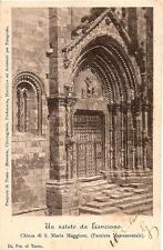 Un saluto da LANCIANO - Chiesa di S. Maria Maggiore.  ( Facciata Monumentale )