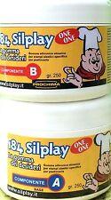 Prochima 184 Silplay N Gomma Siliconica per USO ALIMENTARE gr 500