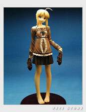 Saber Casual Wear Fate / Stay Night Hand Painted Yetiart Figurine Pre-order