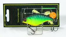 Megabass Vibration X JR New Rattle Sinking Lure Mat Tiger (4283)