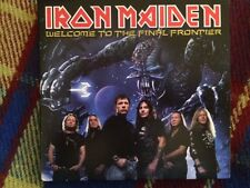 IRON MAIDEN -WELLCOME TO THE FINAL FRONTIER - 2 CD