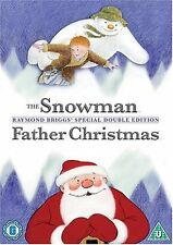 The Snowman Father Christmas Dianne Jackson, Dave Unwin NEW SEALED UK R2 DVD