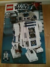 Lego Star Wars UCS 10225 R2-D2 New Rare Sealed Box Set Episode I-VII Christmas ?