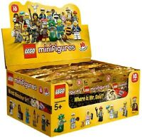 71001 LEGO Series 10 Minifigures CHOOSE your own Mini Figure! NEW in packet*