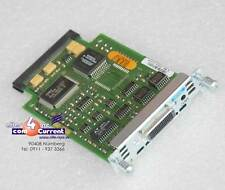 Cisco wic-1t serial interface carte 800-01514-01j0 Cisco 1600 2600 3600 OK #k550