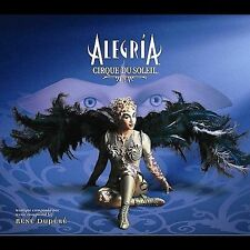 CIRQUE DE SOLEIL  Allegria  SEALED NEW CD  2004  ALLEGRA