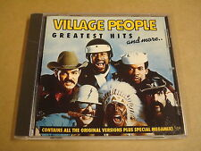 CD / VILLAGE PEOPLE - GREATEST HITS AND MORE..