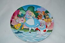 "Disney Collector Plate "" Alice in Wonderland "" Treasured Moments ( 5, PL5)"