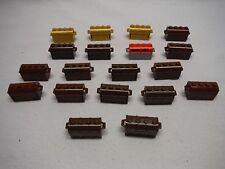 LEGO BULK LOT 19 TREASURE CHEST CONTAINERS COMPLETE ASSEMBLY #4738BC01