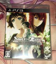 Steins Gate PS3 Japan import ¥ USA SELLER ¥