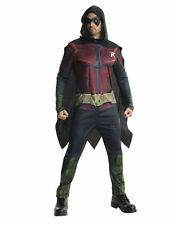 "Robin Costume, Mens Arkham City Outfit, Med,CHEST 38-40"",WAIST 30-34"",INSEAM 33"""