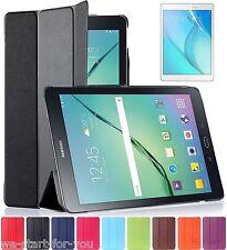 """* Samsung Galaxy Tab a 9.7"""" sm-t550/t555 Guscio Protettivo + Pellicola Custodia 9-fa"""