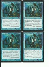 MTG: EXCAVATION Prophecy UNCOMMON; played, Excellent condition x4