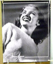 1980s MARILYN MONROE/NORMA JEAN  Sexy Movie Poster (MHPO-2546)