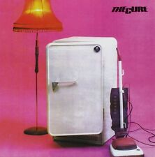 The Cure THREE IMAGINARY BOYS Deluxe Edition DEBUT ALBUM Remastered NEW 2 CD