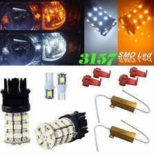 LED Conversion Kit Turn Signal/Side Marker Light Front F-150 Raptor 2010-2014/
