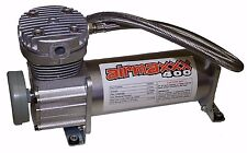 Air Compressor For Air Bag Suspension System AirMaxxx 400C Pewter 200psi Max.