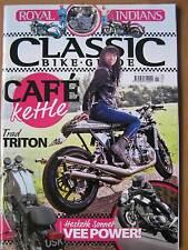 Classic Bike Guide November 2016 Ducati Pantah Norton Commando Laverda 750 GT750