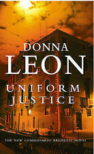 Uniform Justice: (Brunetti) by Donna Leon New Paperback Book