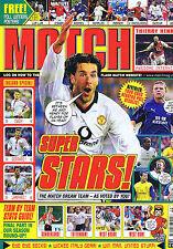 HENRY ARSENAL / LAMPARD / OWEN / GERRARD Match June 28 2002 - 3