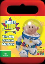 Lunar Jim - The Big Sneeze Mystery (DVD, 2009)