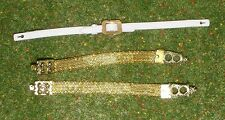 VINTAGE ACTION MAN 40th REPLACEMENT BLUES & ROYALS LIFEGUARD BREAST PLATE STRAPS