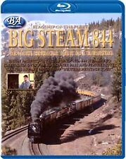 BIG STEAM 844 HD BLU RAY NEW DONNER RAILS BA PRODUCTIONS