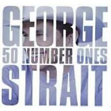GEORGE STRAIT 50 NUMBER 1s 2 CD NEW