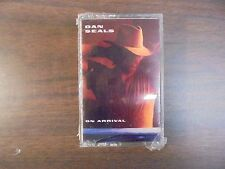 "NEW SEALED ""Dan Seals"" On Arrival Cassette Tape  (G)"