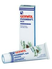 20ml Gehwol Fusskraft Blue Foot Cream Athlete's Foot Odour Itchy Toes Aloe Vera