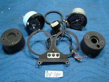 EPS14740 Harley FXR Police FXRP gauges tach speedo gas + mount + cup - WOW!!!!!!