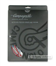 Campagnolo 10/11-Speed Ultra-Shift Ergopower Cable & Housing Kit : Red CG-ER600R