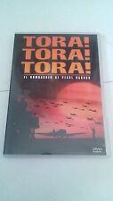 """DVD """"TORA! TORA! TORA!"""" RICHARD FLEISCHER KINJI FUKASAKU"""