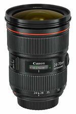 UK STOCK Canon 24-70mm EF f/2.8l USM OBIETTIVO ZOOM II