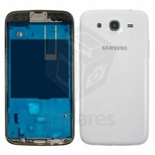 Replacement Full Body Housing Panel For Samsung Galaxy Mega 5.8 I9152-WHITE