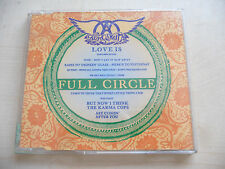 "CD PROMO SINGOLO AEROSMITH ""FULL CIRCLE"" SONY MUSIC 1998"