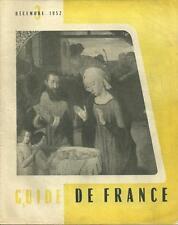 SCOUTISME / REVUE GUIDE DE FRANCE - DECEMBRE 1952