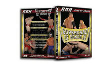 Official ROH - Supercard of Honor IV (4) 2009 Event DVD (Pre-Owned)