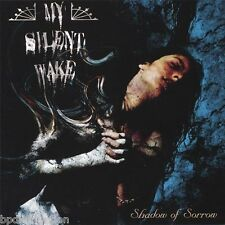 MY SILENT WAKE - SHADOW OF SORROW (*NEW-CD, Bombworks) Christian Death Metal
