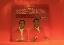 JOE & EDDIE - VOLUME 4 - CRESCENDO GNP99 - VINYL LP RECORD -T