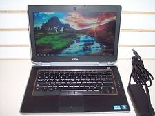 "Dell Latitude E6420/2.5ghz Core i5/8GB/250GB/14""/dvd/webcam/WIN7PRO-WORKSGREAT!"