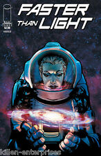 Faster Than Light #3 Comic Book 2015 - Image