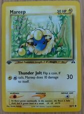 Mareep - Neo Discovery Set - 58/75 - 1st Edition Common Pokémon Card