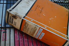 CASE 1102 D PD ROLLER COMPACTOR Repair Shop Service Manual book overhaul 1990