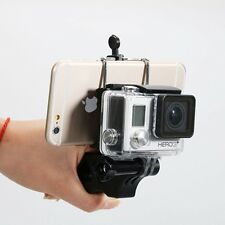 Accessories Set Monopod + Phone Holder Mount for Gopro Hero 3 3+ 4+GOOD TEST