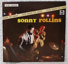 SONNY ROLLINS - Our Man In Jazz  LSP-2612  LIVING STEREO  Don Cherry