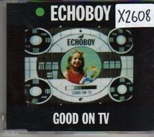 (CL668) Echoboy, Good On TV - 2003 CD